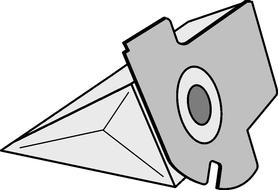 Worki papierowe do Electrolux Praxio E46 kpl.5szt