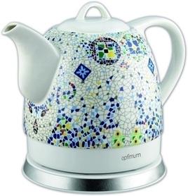 Czajnik ceramiczny OPTIMUM CJS1310 mozaika