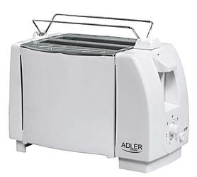 Biały toster ADLER AD33