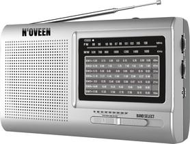 Radio przenośne Noveen PR651 silver