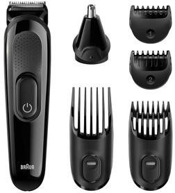 Zestaw do strzyżenia Braun MGK3020  6w1 do zarostu i włosów na głowie