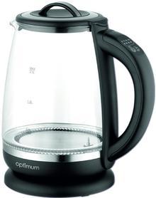 Szklany czajnik elektryczny z regulacją temperatury OPTIMUM CJ3010