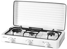 Kuchenka gazowa trzypalnikowa OPTIMUM KG1013 biała