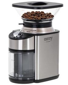 Żarnowy młynek do kawy Camry CR 4443 ze stożkowym żarnem