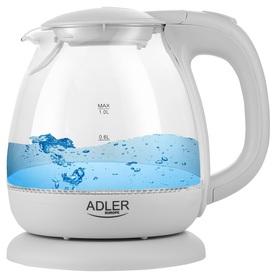 Czajnik ADLER AD 1283G szklany 1 litr