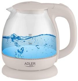 Czajnik ADLER AD 1283C szklany 1 litr