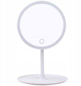 Lusterko kosmetyczne LAFE IRIS LKO001 z podświetleniem LED 30 diod