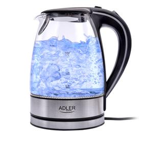 Szklany czajnik elektryczny ADLER AD 1225