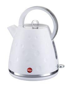 Biały czajnik elektryczny ELDOM C 245 W