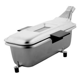 Prodiż elektryczny foremka, podłużny PRUMEL PE 1-500, mini piekarnik do ciast / mięsa / pasztetów