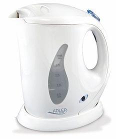 Bezprzewodowy czajnik mini 0,6 litra ADLER AD02