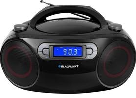 Radiootwarzacz Blaupunkt BB18BK FM/CD/MP3/USB/AUX