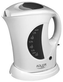 Czajnik elektryczny 1 litr  ADLER AD03