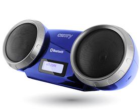 Radio z Bluetooth / USB Camry CR 1139b niebieskie