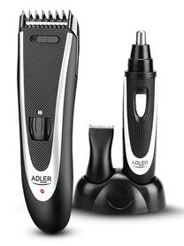 Maszynka elektryczna do włosów z trymerem ADLER AD 2822 akumulatorowo-sieciowa