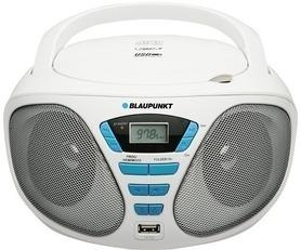 Blaupunkt BB5WH - Przenośny radioodtwarzacz CD/MP3/USB/AUX