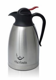 Termos konferencyjny Promis TMH 15 z nadrukiem herbata