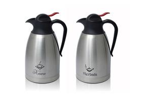 Termos Promis TMH 15 z nadrukiem kawa-herbata
