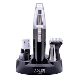 Trymer do nosa, uszu, brwi, brody, wąsów ADLER AD 2907