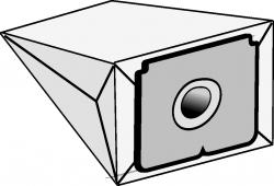 Electrolux XIO EL06 kpl.5szt+filtry wlot i wylot worki papierowe do odkurzaczy