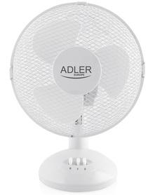 Adler AD7302 wentylator biurkowy 23 cm