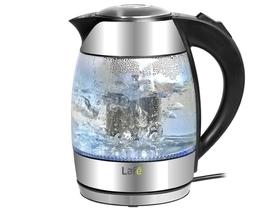 LAFE CEG006 szklany czajnik elektryczny