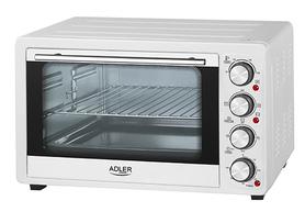 Adler AD 6001 piekarnik elektryczny 35 litrów z termoobiegiem