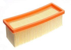 Karcher 6.414-498 filtr falisty ECO do odkurzaczy domowych i na sucho/mokro marki Karcher