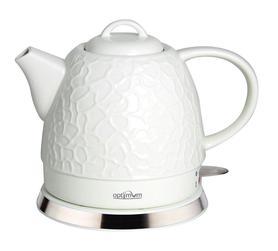 Ceramiczny czajnik elektryczny o pojemności 1 litr OPTIMUM CJS 1310