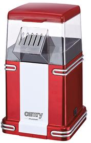 Czerwona maszyna domowa do popcornu bez tłuszczu CAMRY CR4480