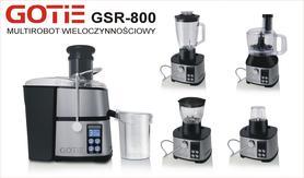 Robot kuchenny GOTIE GSR 800