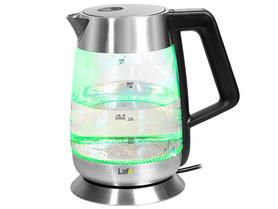 Szklany czajnik elektryczny z regulacją temperatury LAFE CEG 007